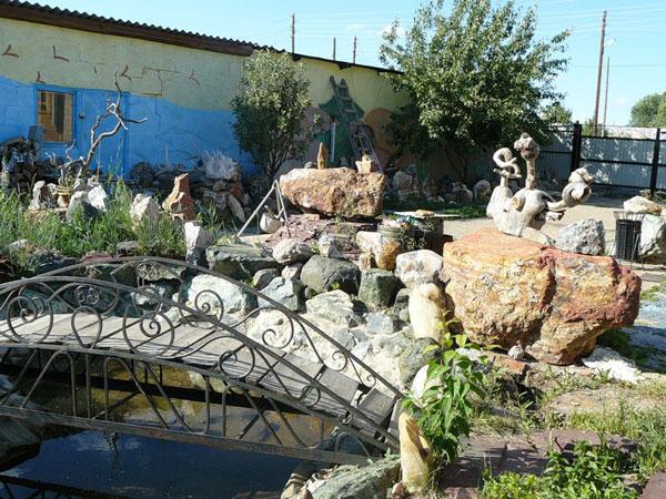 Музей камня в Фершанке