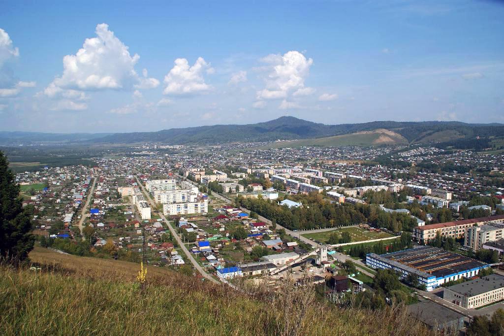 город Сим