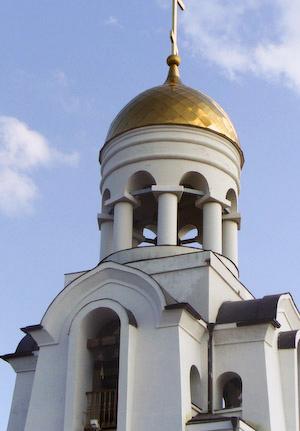 Каменск-Уральский - колокольная столица России