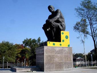 Ленин на сыре
