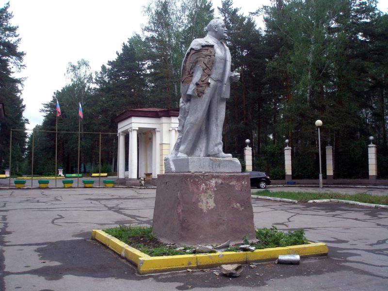 Ленин в Озерске