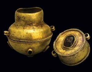 Золото сарматов (женские штучки)