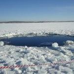 Чебаркуль – метеоритное озеро