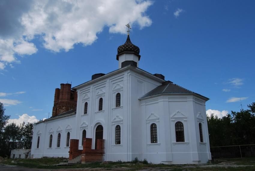 Преображенский монастырь (Каменск-Уральский)