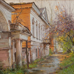 Алексей Ефремов. Уходящий Екатеринбург