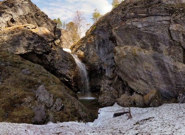 Водопад Шульган