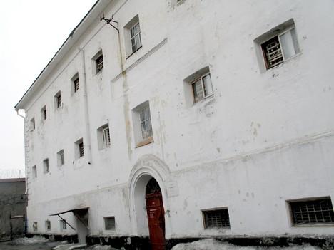 Камышлов. Старинная тюрьма