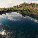 Родник-озеро Сарва – живая вода