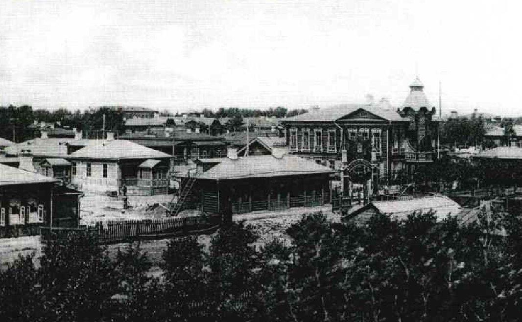 Старая Челяба 1892