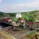 Завод Строгановых в селе Кын