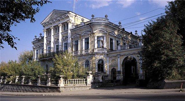 Особняк Мешкова (Пермь)