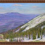 Урал – это самая середина земли