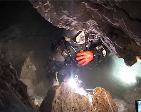 Личердинская пещера