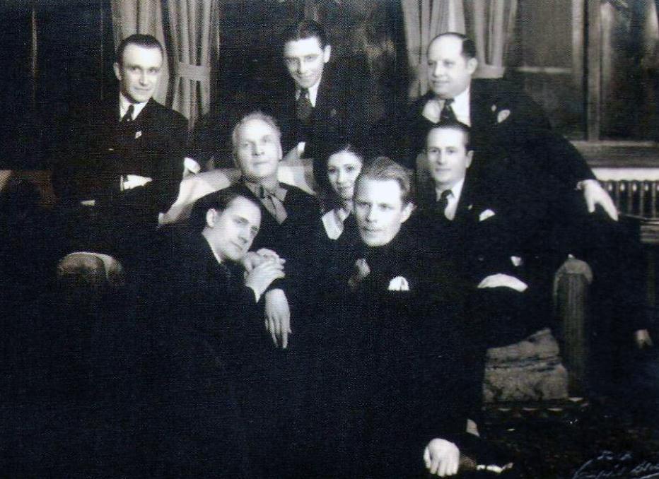 Шаляпин и шанхайская богема 1935