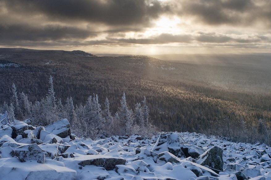 Урал - Пояс Земли
