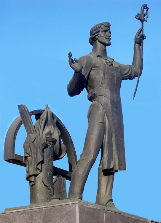 Памятник Ивану Бушуеву (Златоуст)
