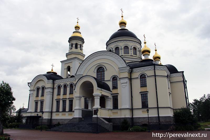 Меркушино.Михаило-Архангельский собор