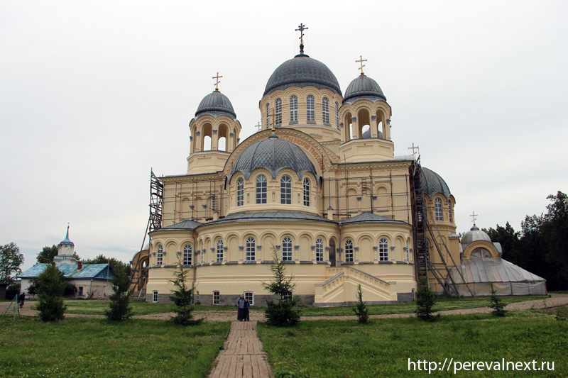 Крестовоздвиженский собор