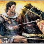 Александр Македонский был бит русами, а не индусами?
