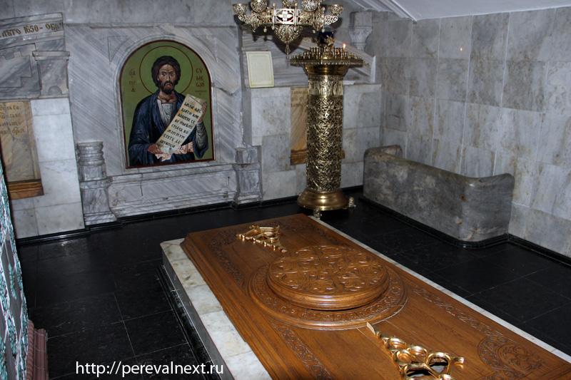 Меркушино место обретения мощей Святого Симеона