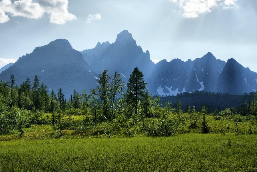 Гора Сабля (респ.Коми)