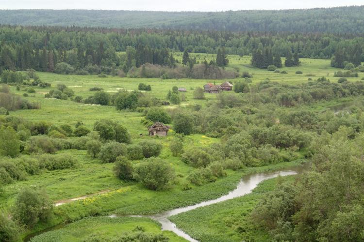 Молебка, река Сылва