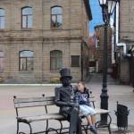 Рядом с Пушкиным