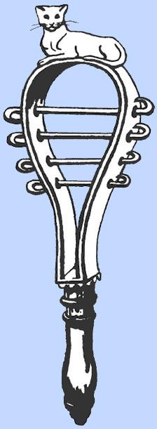 Систр богини Исет