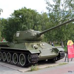 Танкоград – Челябинск
