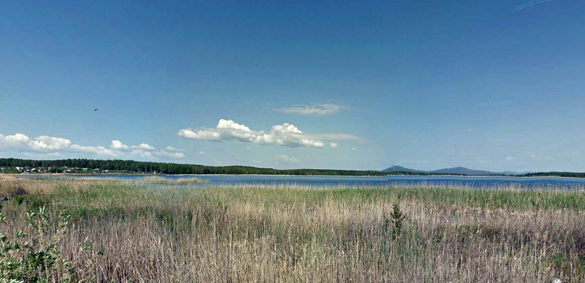 Озеро Анбаш
