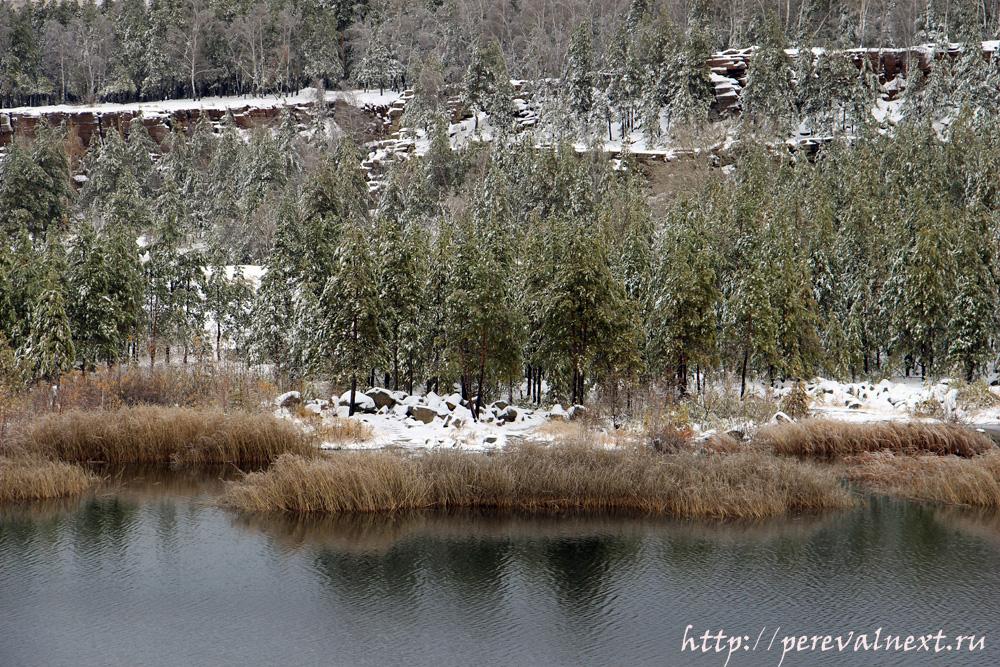 Ледяной октябрь в Челябинске