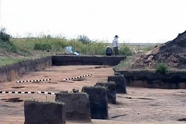 Археологические находки Южного Урала