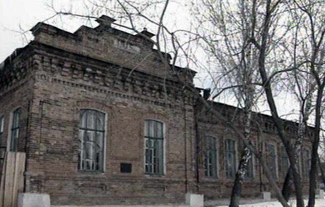 Алапаевск, школа