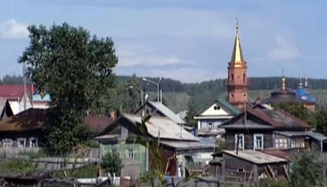 деревня Баишевская
