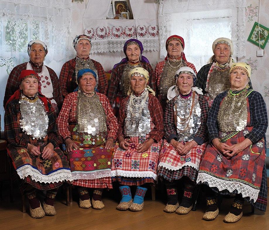 Бабушки - гордость Удмуртии