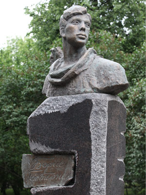 Памятник-Б.-Пастернаку-в-Перми
