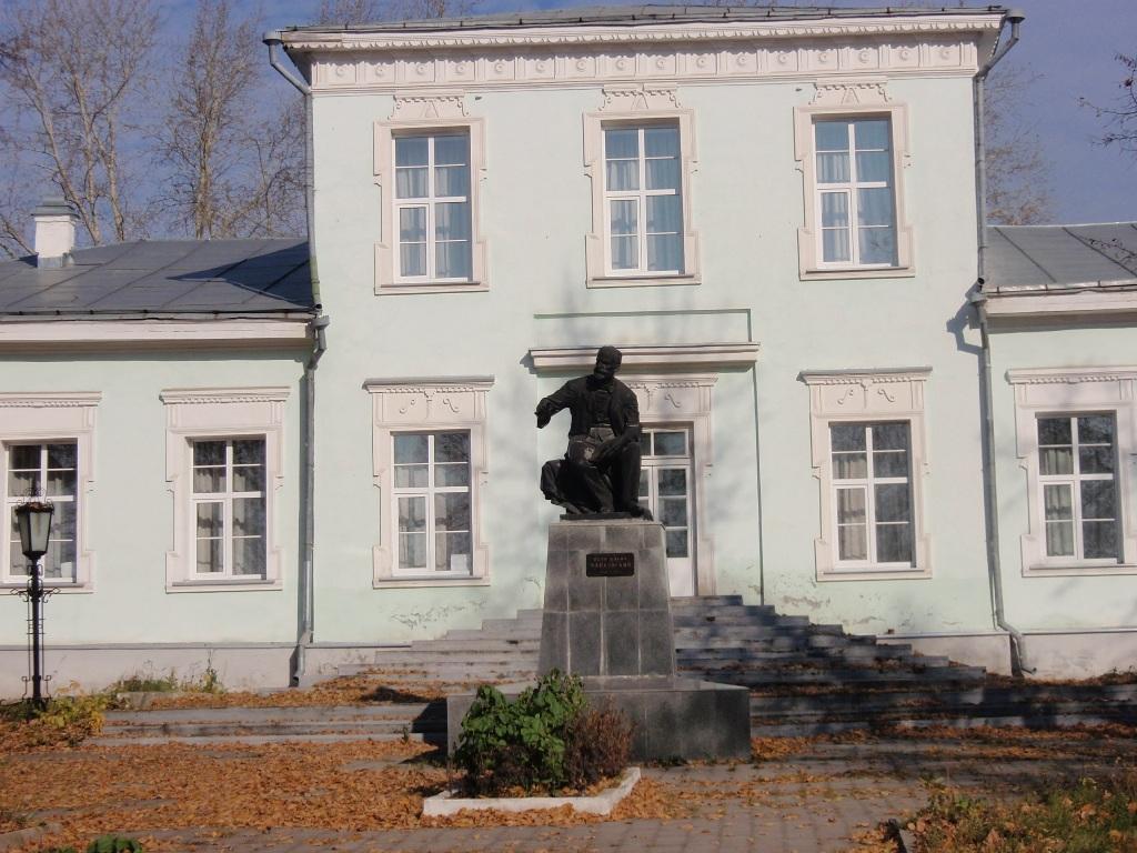 Алапаевск музей Чайковского
