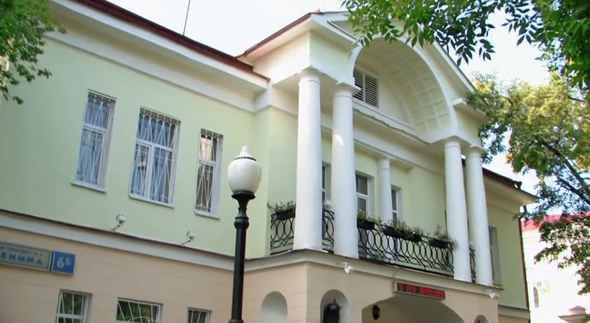 Дом Коковина