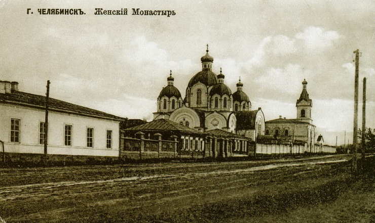 Одигитриевский женский монастырь
