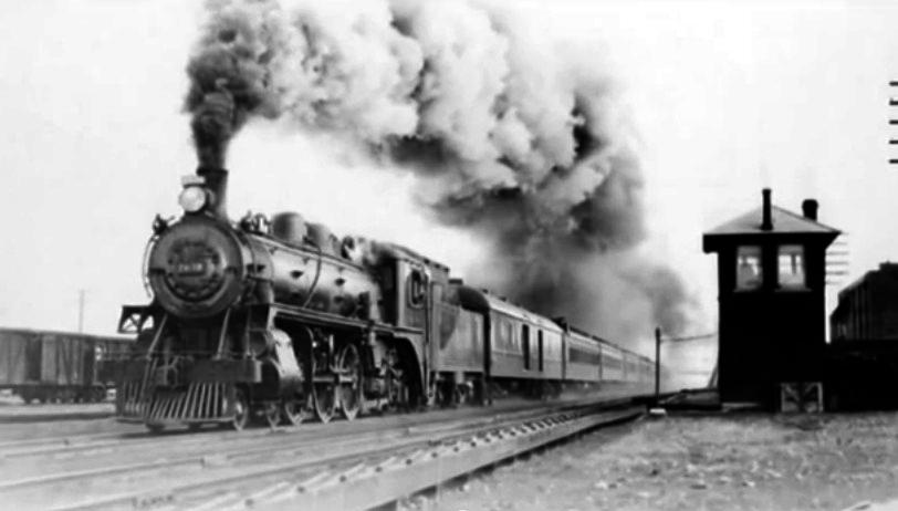Оренбургский паровоз