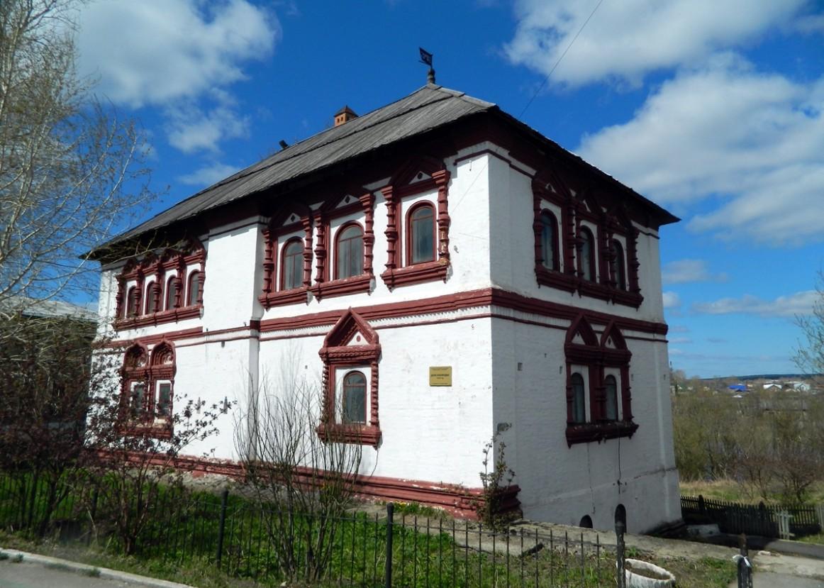 Соликамск Дом воеводы
