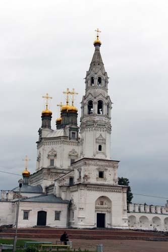 Верхотурье Троицкий собор