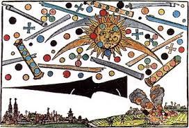 НЛО дрались и в древности