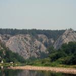 20 Сплав по реке Белая (Агидель)