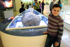 Метеорит Челябинск (фрагмент)