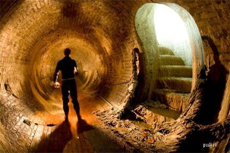 Шаста тоннель