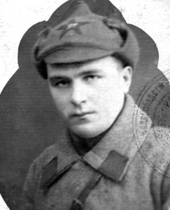 Бобин Александр Васильевич, танкист, погиб в 1944