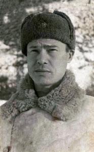 Васильеа Михаил Михайлович 1942 год