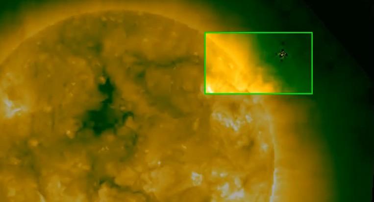 НАСА снимки Солнца