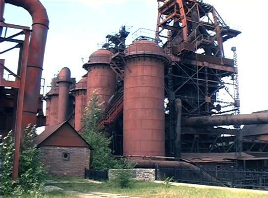 Нижне-Тагильский демидовский завод1
